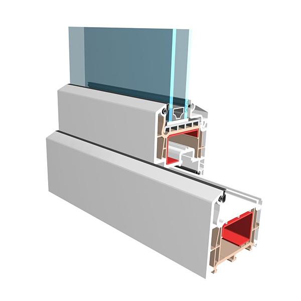 Okna drzwi i rolety pcv i aluminiowe producent kim okna - Pvc brugmann salamander ...