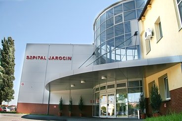 realizacje KiM OKNA - Szpital Jarocin